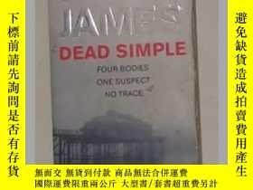 二手書博民逛書店《罕見Dead Simple 》[Paperback] Pete