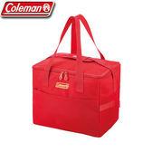 【偉盟公司貨】【65折】丹大戶外【Coleman】美國 莓果紅保冷袋/野餐保冰桶/保溫袋 20L CM-27233