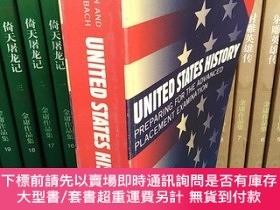 二手書博民逛書店United罕見States History:Preparing for the Advanced Placeme