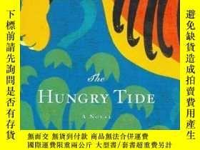 二手書博民逛書店The罕見Hungry TideY256260 Amitav Ghosh Houghton Mifflin