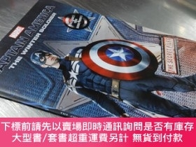 二手書博民逛書店Captain罕見America:The Winter Soldier: THE SECRET FILES【32開