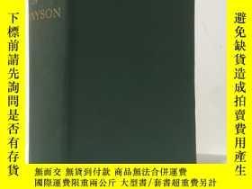 二手書博民逛書店1898年罕見  The Works of Alfred Lord Tennyson, Poet Laureate