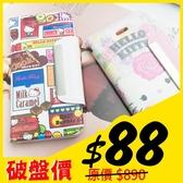 APPLE iphone5 ise i5s SAMSUNG Note2 Hello Kitty 凱蒂貓 磁釦 彩繪 手機套 側掀 皮套 磁扣 MQueen膜法女王
