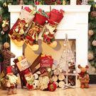 聖誕節 高檔大號兒童聖誕節裝飾立體聖誕襪子禮物袋老人雪人小禮品糖果袋 韓菲兒