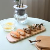 壽司盤子切水果板迷你小砧板 mini面包板