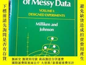 二手書博民逛書店Analysis罕見of Messy Data Volume I