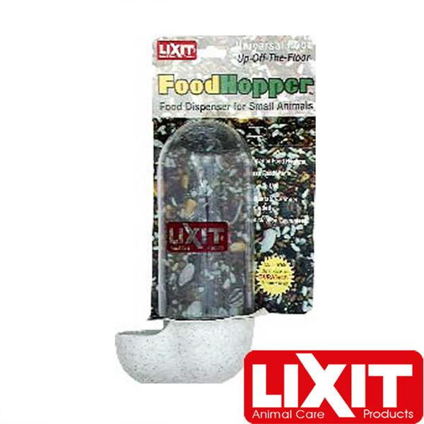 金德恩 LIXIT 鳥類餵食器(300ml)【UFH-1】-小動物鳥類餵食器/自動餵食器/飼料餵食器/寵物餵食器