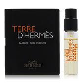 HERMES愛馬仕 Terre D`Hermes 大地男性香精1.5ml [QEM-girl]