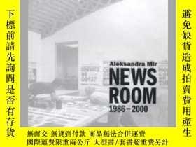 二手書博民逛書店Aleksandra罕見Mir: Newsroom 1986-2000Y28384 Aleksandra Mi