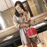 韓版單肩斜背女小包時尚菱格水桶百搭學生女包