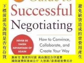 二手書博民逛書店A罕見Woman s Guide To Successful N