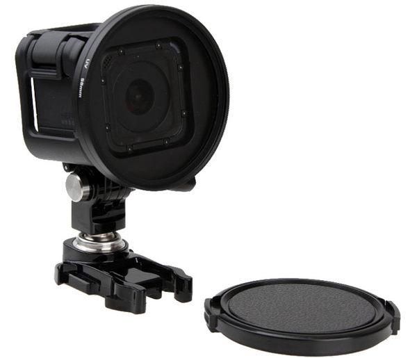 樂達數位 GOPRO HERO4 SESSION UV鏡 保護鏡 副廠 【BGPB7B】
