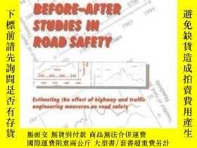 二手書博民逛書店Observational罕見Before after Studies In Road SafetyY3646