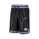 Nike 短褲 Basketball NBA Shorts 黑 男款 籃球 球褲 湖人隊 運動休閒 【ACS】 CV3938-010