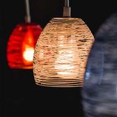 [TAMAUYRA]時尚繽紛水氣球造型琉璃風吊燈~TML愛媛家居透明白