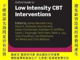二手書博民逛書店Oxford罕見Guide To Low Intensity C