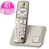 R1【福利品】Panasonic繁體中文數位無線電話KX-TGE210TW