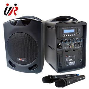 UR SOUND PU302B 雙頻無線手提擴音機