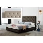 [紅蘋果傢俱] 現代 簡約 輕奢風 SK01床 床架 雙人床 布藝 皮藝 婚床 臥室 房間 主臥