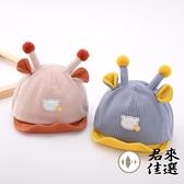 寶寶棒球帽純棉薄款軟檐男童鴨舌帽嬰兒可愛女兒童棒球帽【君來佳選】