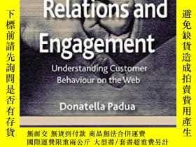 二手書博民逛書店Trust罕見Social Relations And Engagement: Understanding Cus