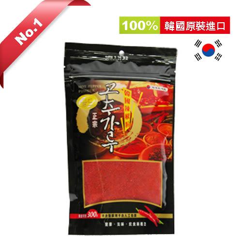 韓廚正宗韓國辣椒粉210g【愛買】