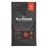 【BLACKWOOD】柏萊富特調全齡配方羊肉+雞肉+糙米-5磅