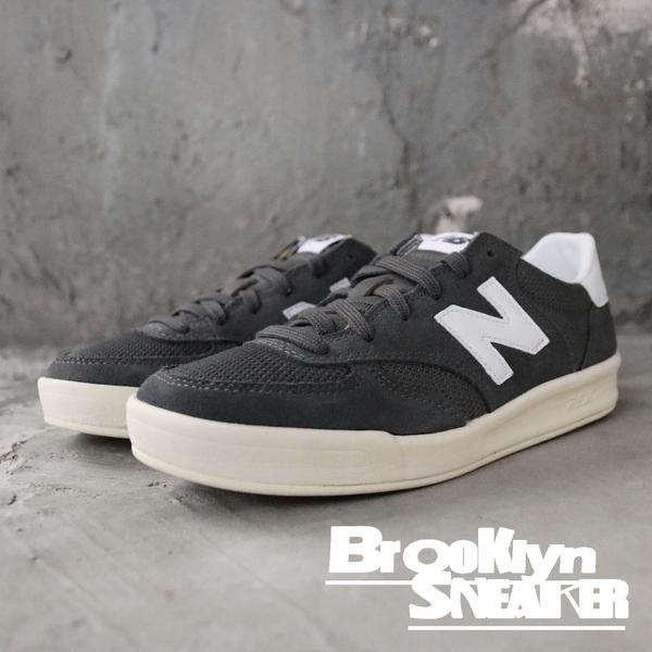 NEW BALANCE NB 300 灰 奶油底 休閒鞋 運動鞋 情侶 男女(布魯克林) CRT300PE
