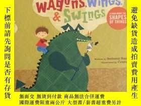二手書博民逛書店Dragons,wagons,wings罕見&swingsY25