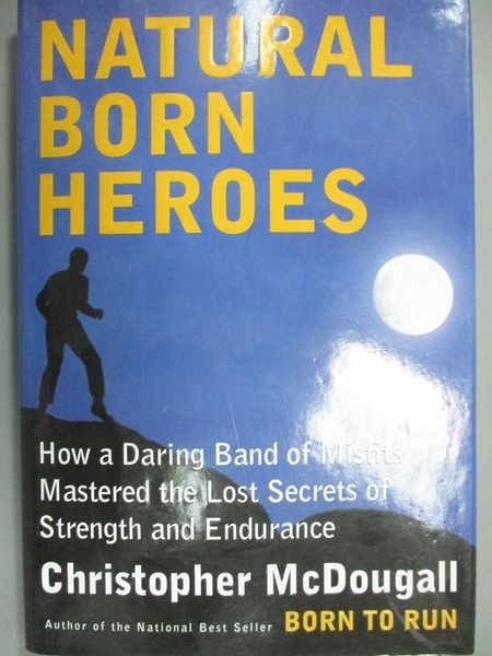 【書寶二手書T5/原文小說_E33】Natural Born Heroes: How a Daring Band of