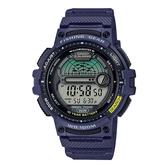 CASIO 手錶專賣店卡西歐 WS-1200H-2A CASIO 釣魚模式 月相資訊 樹脂錶帶 防水100米 LED照明