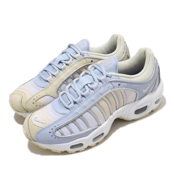 Nike 休閒鞋 Wmns Air Max Tailwind IV LX 淺藍 米白 漸層 女鞋 【ACS】 CK2601-400