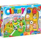 【特價促銷】CLEMMY 軟積木 足球比賽/安全/無毒