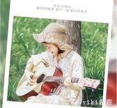 初學者吉他單板民謠玫瑰木古典吉他男女學生新手入門練習樂器38寸 nm3471【VIKI菈菈】