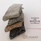 【R】創意襪 日系原宿 復古民族風 粗線 純棉 編織 RunWay  男襪子 雪花毛線 短襪 船襪
