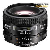 【送拭鏡組】  Nikon AF 50mm F1.4D 標準鏡頭 人像鏡 (50 1.4,國祥公司貨) D7200 D7500 D90