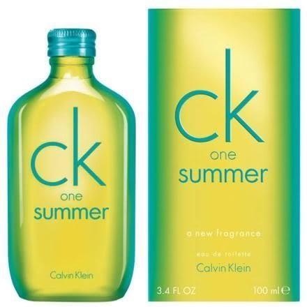 ※薇維香水美妝※Calvin Klein CK One Summer 2014 夏日限量版 淡香水 5ml分裝瓶 實品如圖二