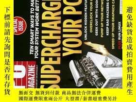 二手書博民逛書店PC罕見Magazine 2007年8月7日 英文個人電腦雜誌 可用樣板間道具雜誌Y14610