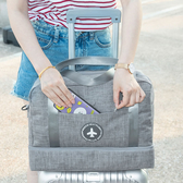旅行包 行李袋 登機包 收納袋 洗漱袋 防水 乾濕分離 刷色分層旅行袋 ◄ 生活家精品 ►【N011】