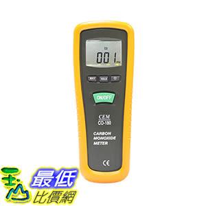 [106玉山最低比價網] CEM華盛昌有毒有害氣體檢測 可擕式一氧化碳檢測儀CO-180