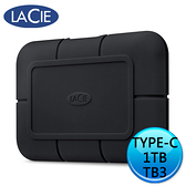 Lacie Rugged SSD Pro 1T USB-C Thunderbolt 外接式固態硬碟 STHZ1000800