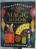 【書寶二手書T6/少年童書_YJT】My First Magic book