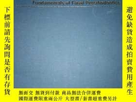 二手書博民逛書店Fundamentals罕見of Fixed Prosthodo