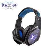 【FOXXRAY 狐鐳】烈風響狐USB電競耳機麥克風(FXR-SAU-11)