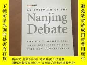 二手書博民逛書店AN罕見OVERVIEW OF THE Nanjing Deba