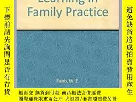二手書博民逛書店Focus罕見on Learning in Family Practice-在家庭實踐中註重學習Y361738