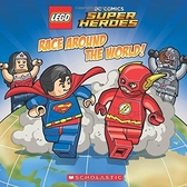 LEGO DC SUPER HEROES:RACE AROUND THE WORLD