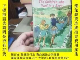 二手書博民逛書店The罕見Children who lived in a bar