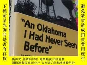 二手書博民逛書店AN罕見Oklahoma I Had Never Seen Be