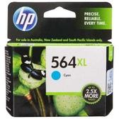 HP 564XL 青藍色高印量水匣 (CB323WA)